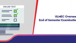 ULMEC Oversees Hassle-free End of Semester Examination on the LMS