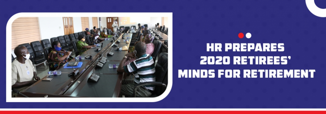 HR Prepares 2020 Retirees' Minds for Retirement