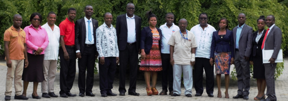 Members of University of Education, Winneba Credit Union Board and Committees